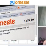 Omegle - Talk to Strangers Online